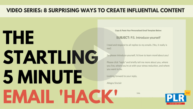 The Startling 5 Minute Email Expert Hack