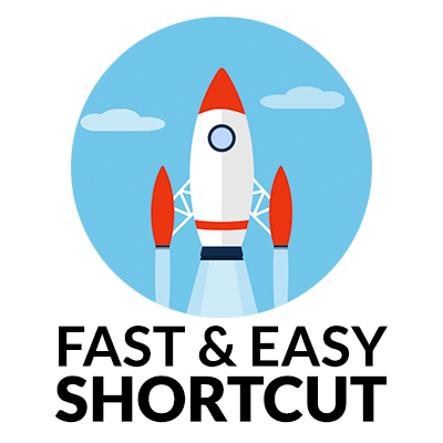 Done-for-you content - the fast and easy shortcut...