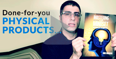 Done-For-You Physical Products