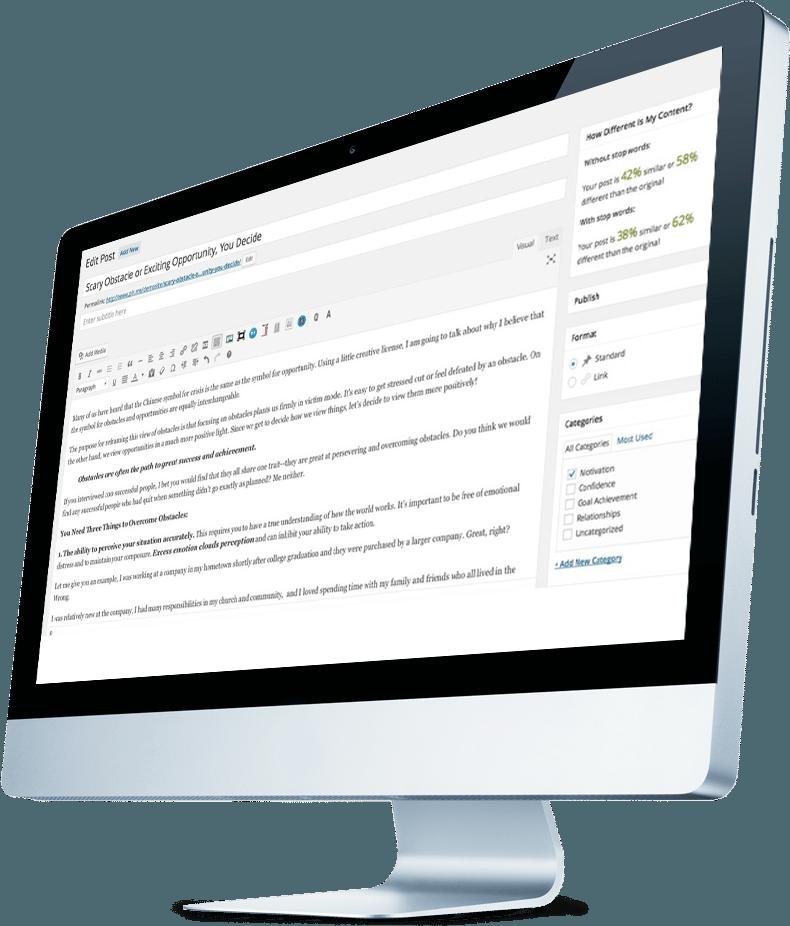 Dupe Examiner WordPress Plugin