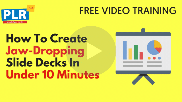 How to Create Jaw-Dropping Presentation Slide Decks In Under 10 Minutes
