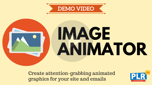Image Animator: Create attention-grabbing animated graphics for your site and emails